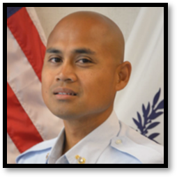 Chief Petty Officer Jacinto A. Sabangan, U.S. Coast Guard
