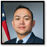 Master Sergeant Timothy Tanbonliong, U.S. Air Force